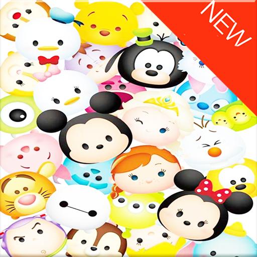 Cute Tsum Tsum Wallpaper HD