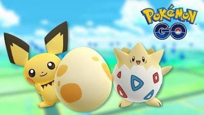 Akan tetapi tidak ibarat Pokemon lainnya  Pokemon Go Kedatangan Bayi Pokemon Generasi 2