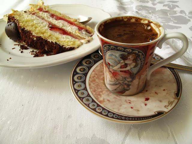 Czas na kawę i ciastko :)