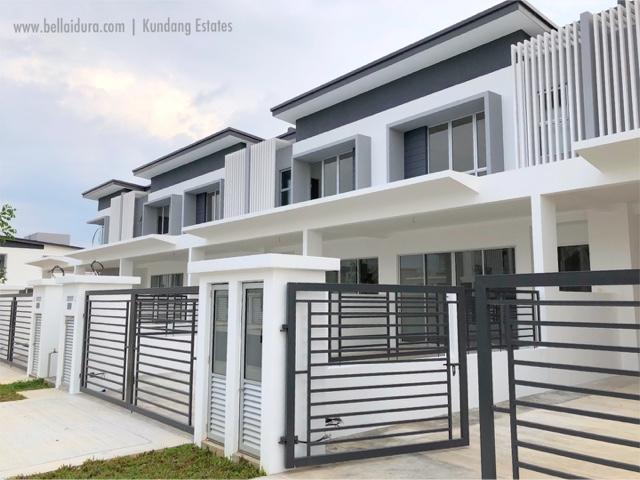 rumah baru cantik, kundang, rawang, rumah contoh, gamuda land