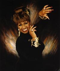 CELIA CRUZ IMAGE FOR PROMO CELIA CRUZ ALL STARS