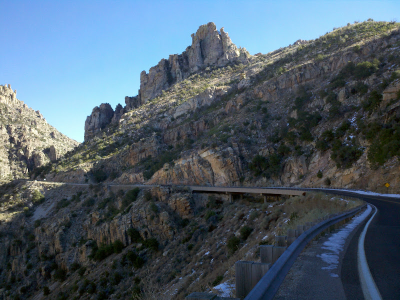 Mount Lemmon • Catalina Highway