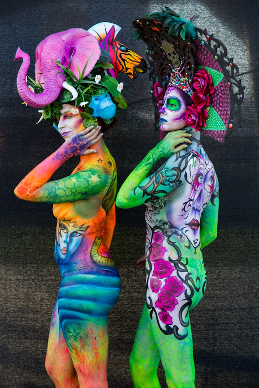 IMG_4956 Color Sea Festival Bodypainting 2018