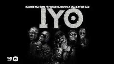Diamond Platnumz ft. Focalistic, Mapara A Jazz & Ntosh Gazi – IYO