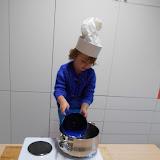 De kleuters van juf Kris zijn echte kabouter koks
