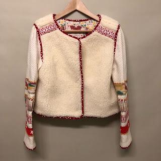 Alix of Bohemia Jacket