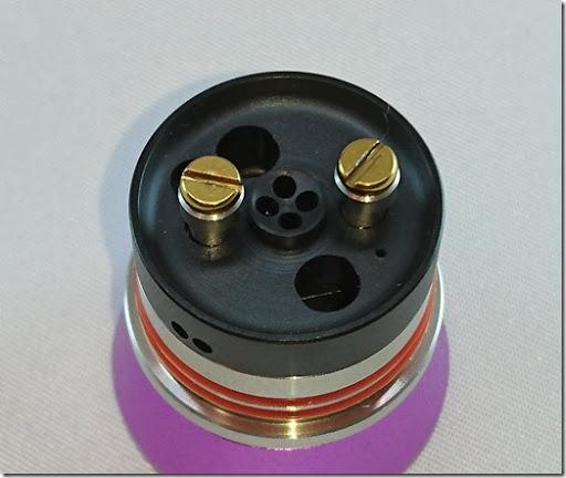 DSC 10 thumb1 - 【RDTA/RDA】「ES Mods ES-Z RDTA」レビュー。エレガントな輝きのMTLハイブリッドRDTA。【電子タバコ/VAPE/RDTA/永遠の輝き】