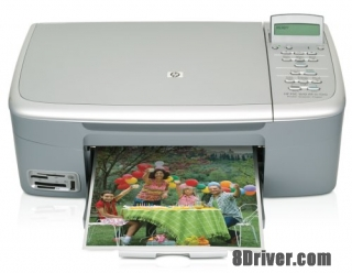 Download HP PSC 1610 All-in-One Printer drivers & install
