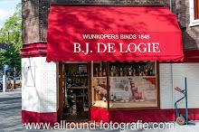 Bedrijfsreportage Wijnhandel B.J. de Logie (Amsterdam, Noord-Holland) - 01