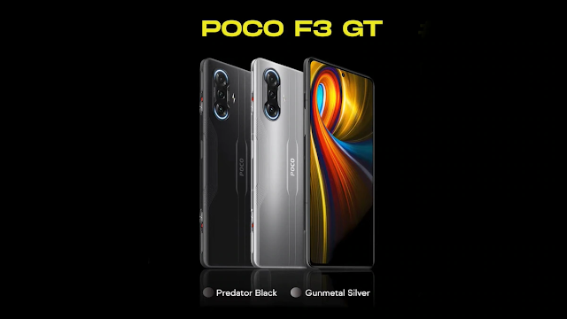 Poco F3 GT With Mediatek Dimensity 1200 SoC Launched in India, See Details