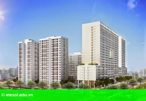 Hình 2: Hơn 800 căn hộ Scenic Valley đã được bán