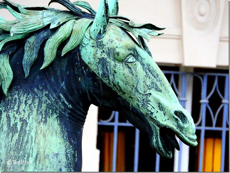 Pegasus Kopf