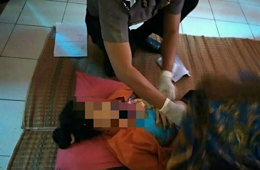 Tragis Gadis Gantung Diri di Sukabumi, Inilah Tulisan Terakhirnya