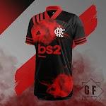 Bocoran Jersey Flamengo Musim 2020/2021