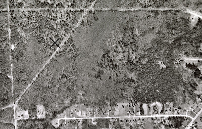 1954 Aerial Photo of Glenayre