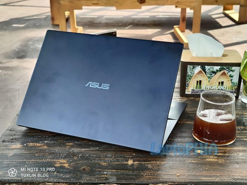 Review Asus Expertbook P2 P2451FB EK5810T, Laptop Bisnis Tangguh dan Elegan