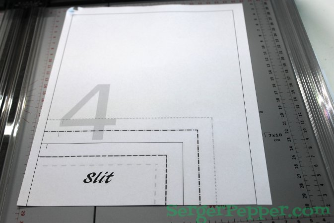Serger Pepper - Fast & Easy Tips for print and assembly - sheet 4