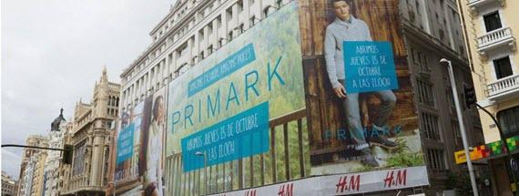 Primark abre su nueva tienda en Gran Vía en octubre