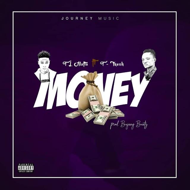Tj Alafta ft T-Tresh-Money(Prod.Bujanyz)