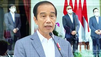 Jokowi Minta Gubernur dan Bupati Se-Kalsel Rehabilitasi Lahan untuk Antisipasi Banjir
