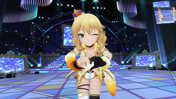 [Idol Master Cinderella Girls Viewing-Revolution] สาวๆ จาก DLC ชุดแรกมาแล้ว!