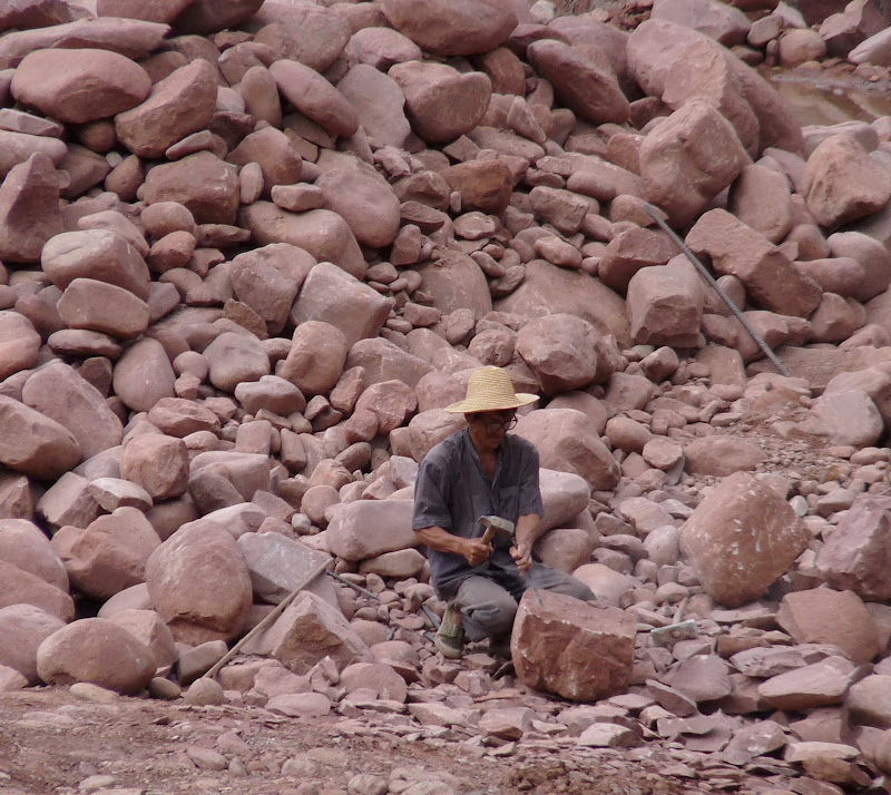 Chine . Yunnan   HEI JING  (ancienne capitale du sel) - P1260656.JPG