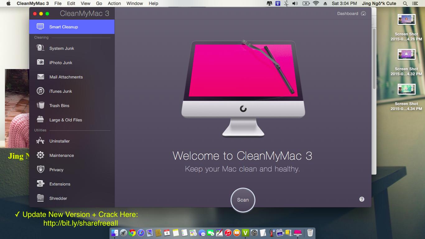 cleanmymac 3 gratis ita