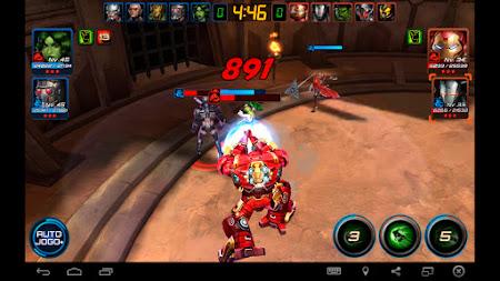 Arena - Mundo de Batalha