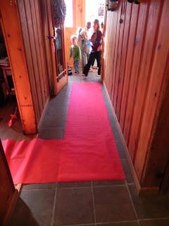Party City Red Carpet Carpet Nrtradiant