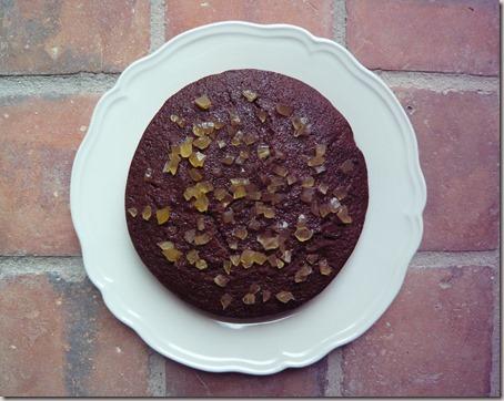 guinness ginger cake