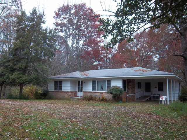 Cherokee County investment property in Ball Ground, GA.