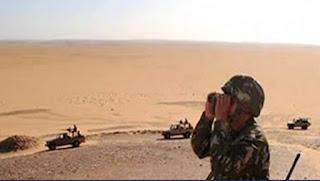 84 immigrants clandestins marocains arrêtés à Tlemcen (MDN)