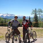 Downhilling Telluride, Colorado
