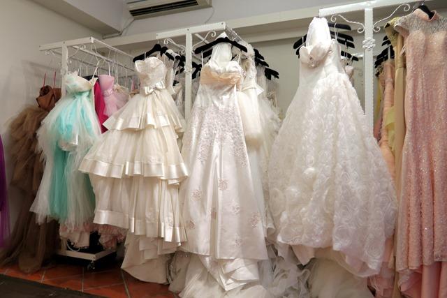 城市花園婚禮工坊 高雄自助婚紗 - 拍婚紗照之禮服挑選 (20)