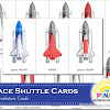 FREE  Space Shuttle Nomenclature Cards