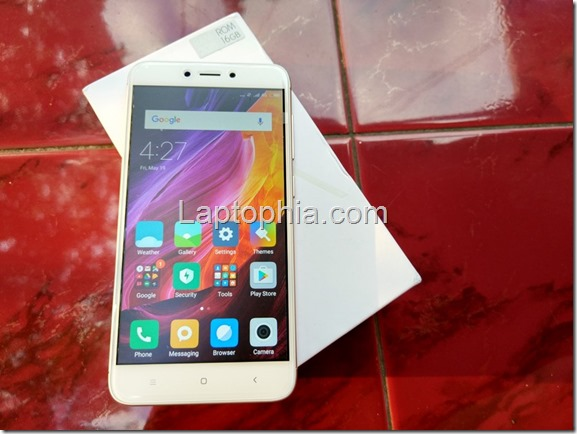 Hands On & Unboxing Xiaomi Redmi 4X