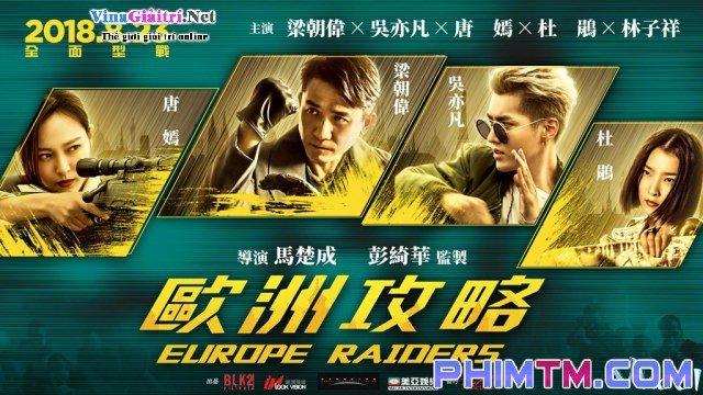 Xem Phim Công Phá Châu Âu - Europe Raiders - phimtm.com - Ảnh 1
