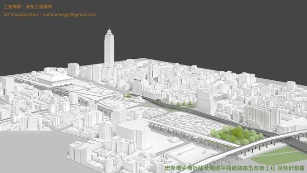 3D Taipei服務計劃書