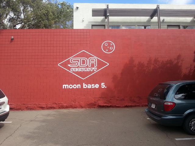 Logo Complete! SDA Logo  Graphic Painter San Diego Peek Brothers Painting