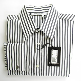 YSL Rive Gauche NEW Oxford Shirt