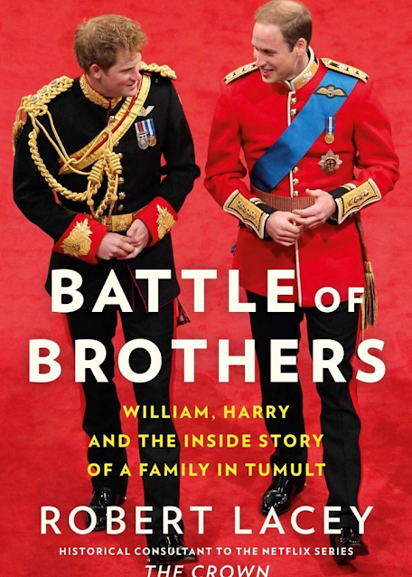 📖 Novel of the Week: Battle of Brothers by Robert Lacey
