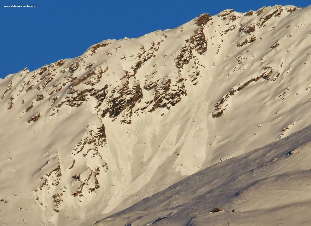 Avalanche Haute Maurienne, secteur Signal du Petit Mont Cenis - Photo 1