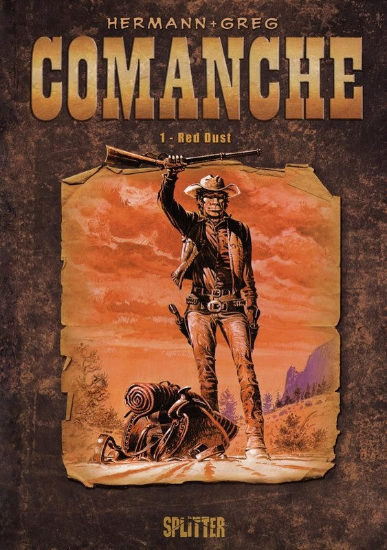 Comanche (2009) - komplett