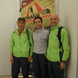 TransGranCanaria 2013 ( Idoia, Goyo y Fernando)