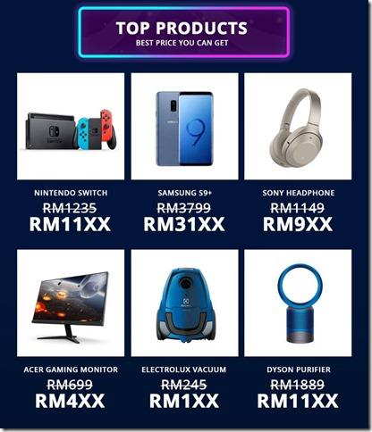 Haa Tepuk!!! Kempen Ekspo Elektronik Shopee - Jaminan Harga Terendah (LPG) (1)