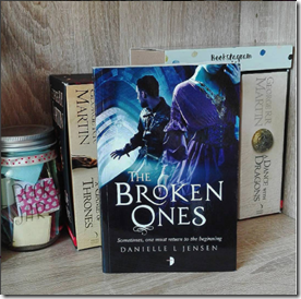 Broken ones, GOT box set