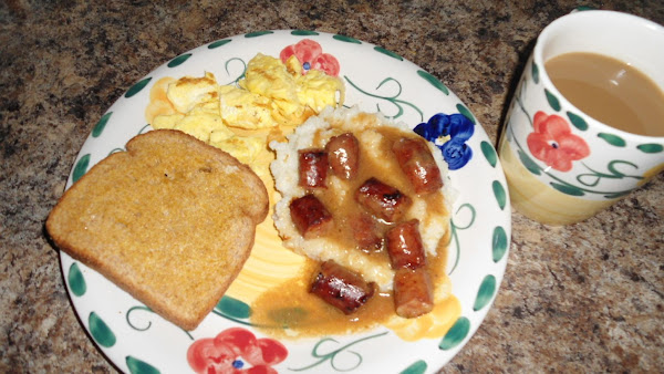 Conecuh Sausage And Grits Recipe