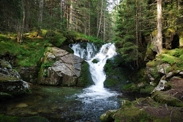 Pietrele Wasserfälle