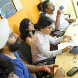 Anifest India 2009 - TVC Pre-selection Jury