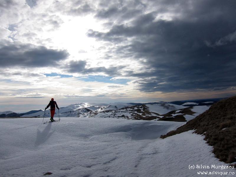 2014.12.20 - M-tii Grohotis - Pasul Bratocea, Manastirea Suzana pe schiuri